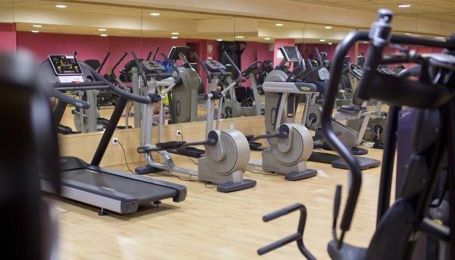Hotel Mon Port - fitness