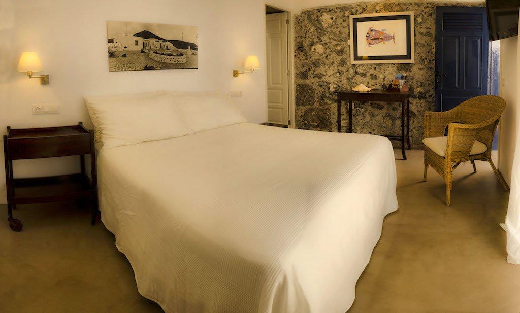 Casita Caleton del Golfo - Eufemia slaapkamer