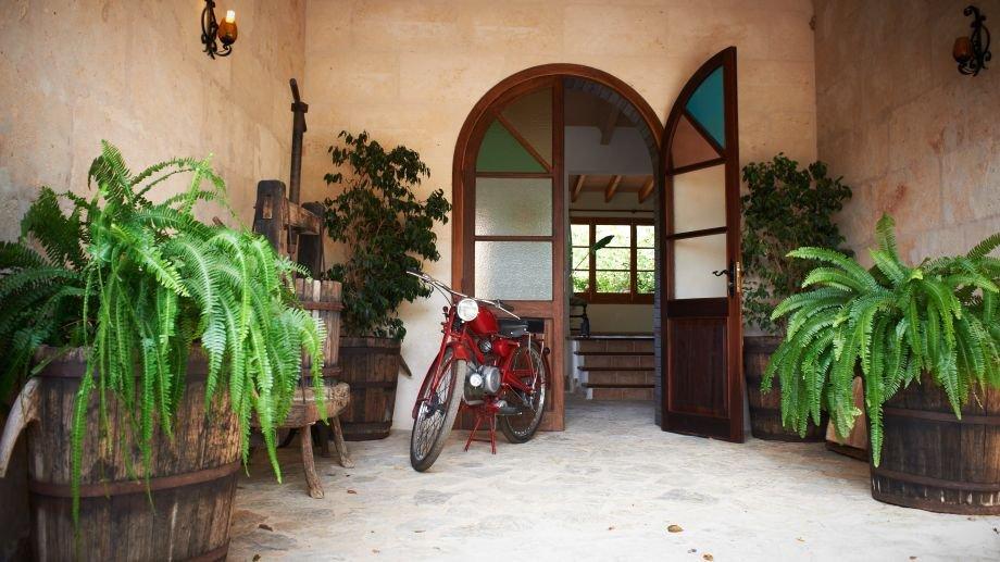 Hotel La Perola - entree