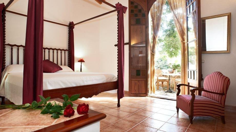 Hotel La Perola - slaapkamer