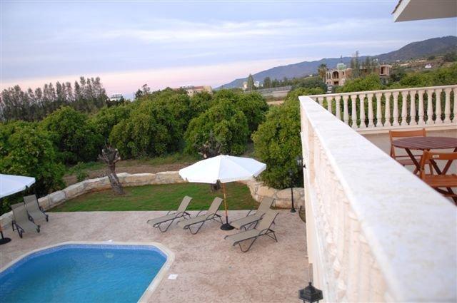 Villa Jamie - uitzicht