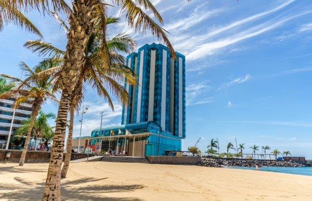 Arrecife Gran Hotel - strand