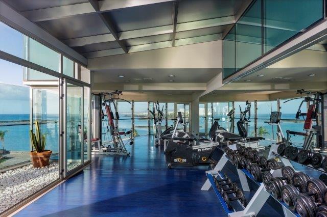 Arrecife Gran Hotel - gym