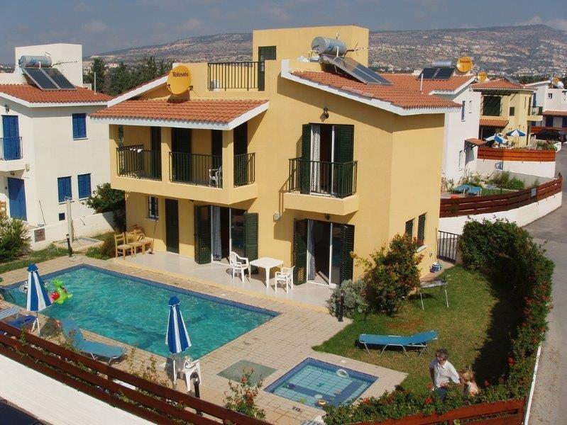 Villa Thalia - zwembad