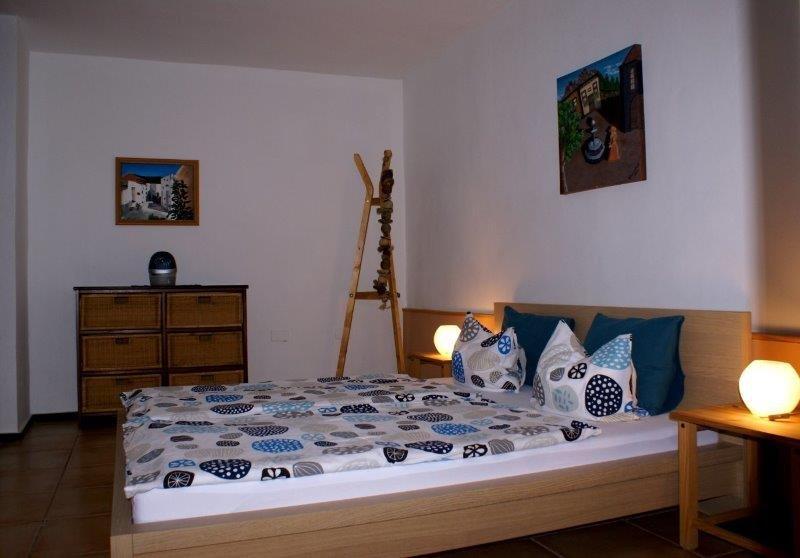 Appartementen San Miguel - slaapkamer