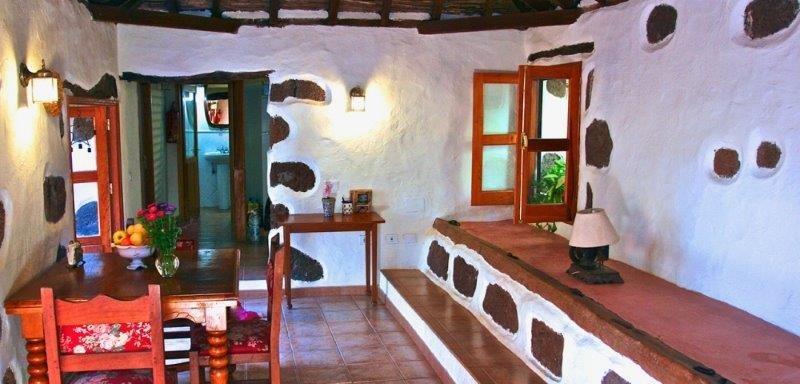 Casa El Palmeral de Valle - kamer