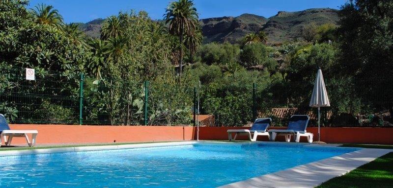 Casa El Palmeral de Valle - zwembad