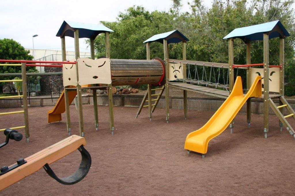 Villa Trece Piedras - speeltuin