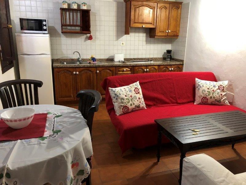 Casita Dos Barrancos - keuken