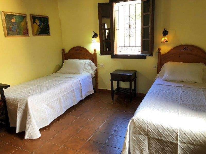 Casita Dos Barrancos - slaapkamer