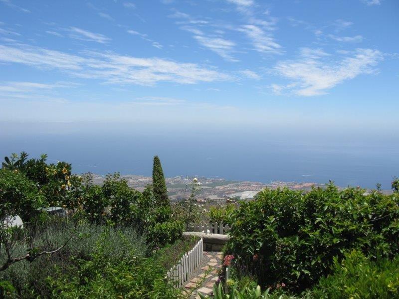 Casita Tajona - uitzicht