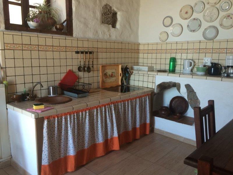 Casita Tajona - keuken