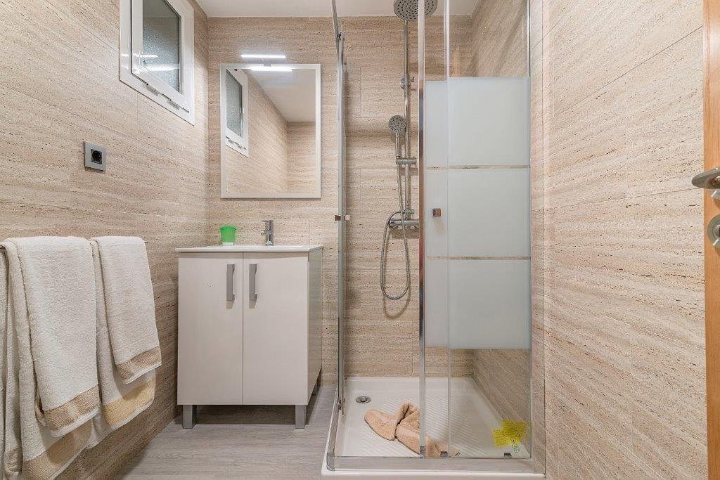 Appartementen Sol Mogan - badkamer
