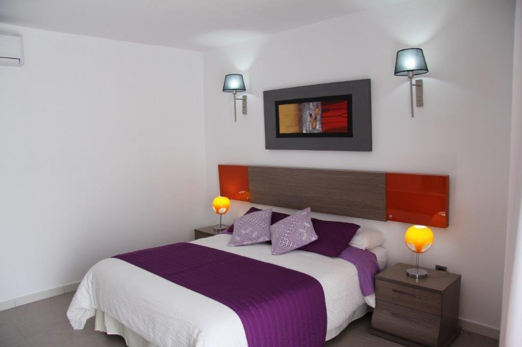 Appartementen Sol Mogan - slaapkamer