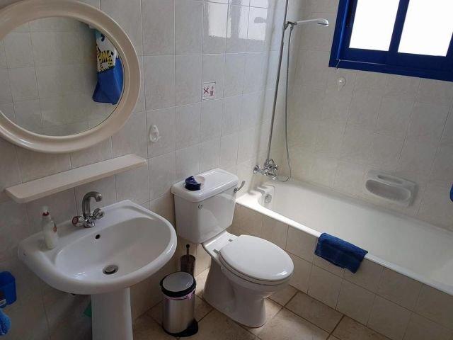 Appartementen Muses - badkamer
