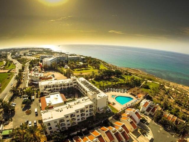 Appartementen Helios Bay