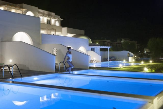 Hotel Lindos Sun - superieur kamer met privézwembad