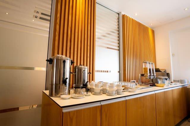 Appartementen Vrachia - ontbijt