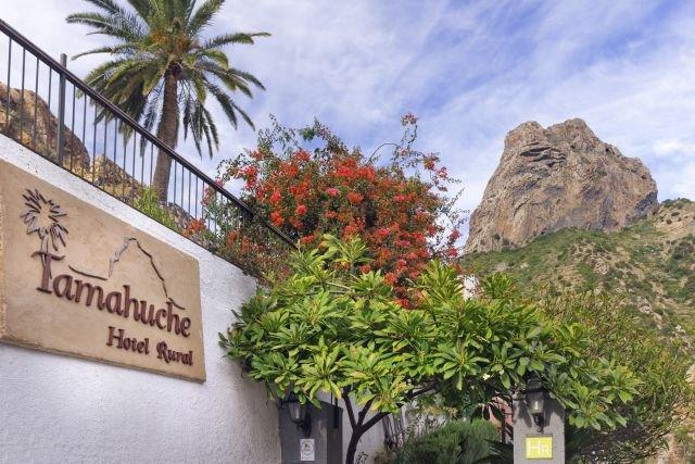 Hotel Tamahuche - omgeving