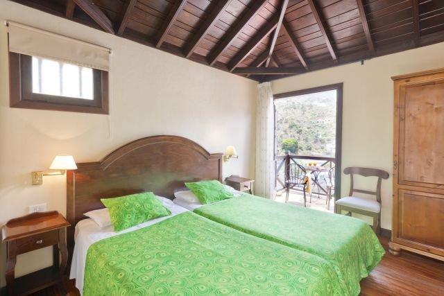 Hotel Tamahuche - slaapkamer