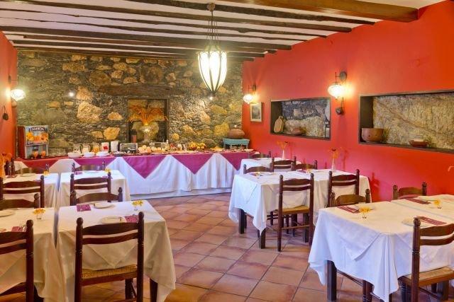 Hotel Tamahuche - ontbijtzaal