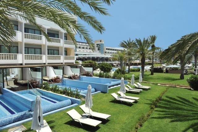 Hotel Athena Beach - prive zwembaden