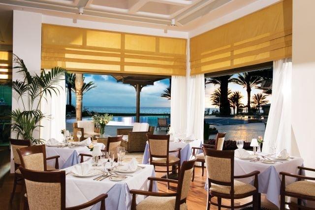 Hotel Athena Beach - restaurant