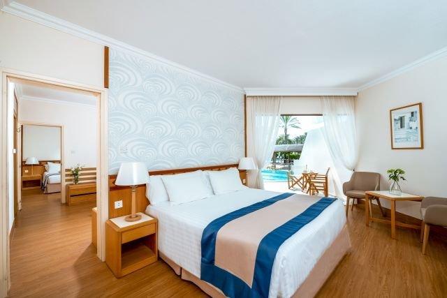 Hotel Athena Beach - kamer