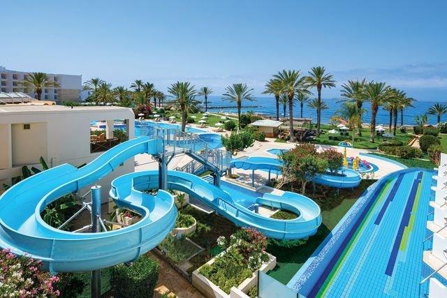 Hotel Athena Beach - waterpret