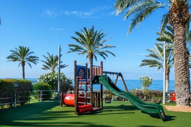 Hotel Athena Beach - speeltuin